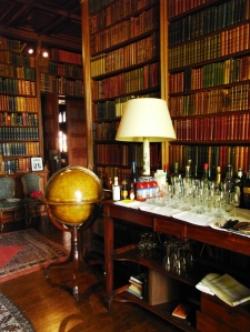 madresfield library bar